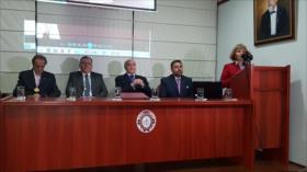 Academia de Historia de Ecuador incorpora a reportero de HispanTV