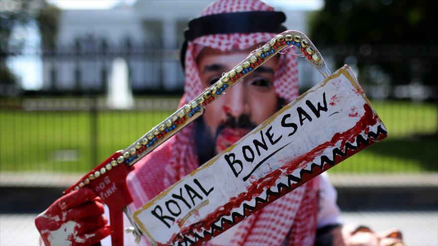 'Si Arabia Saudí no es confiable con una sierra, no puede ser nuclear'