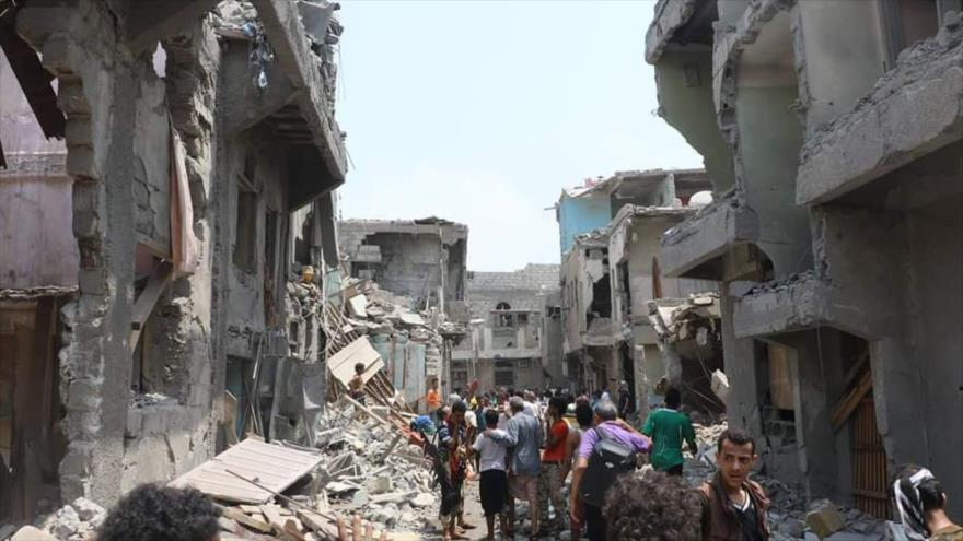 EEUU vende armas a Riad pero saluda diálogos sobre guerra en Yemen