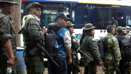 Gobierno colombiano y organizaciones revisan el posconflicto