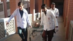 Dos atentados dejan decenas de muertos en Paquistán