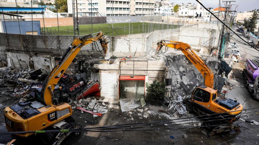 Palestina: Israel promueve 'limpieza étnica' de Al-Quds