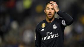 Sergio Ramos dio positivo por dopaje en Liga de Campeones de 2017