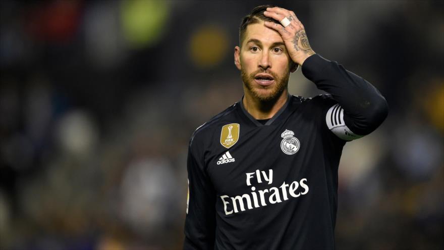 Sergio Ramos dio positivo por dopaje en Liga de Campeones de 2017 | HISPANTV
