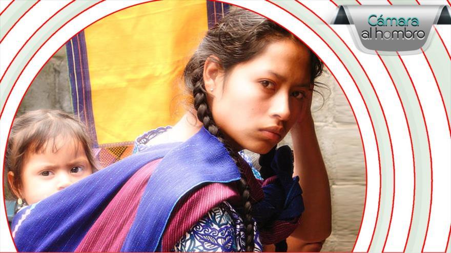 Cámara al Hombro: alto porcentaje de niñas embarazadas en Chiapas