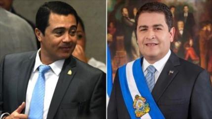EEUU detiene al hermano de presidente de Honduras por narcotráfico