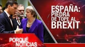 El Porqué de las Noticias: Elecciones parlamentarias en Baréin. Brexit; tensión por Gibraltar. Cuba y España refuerzan lazos