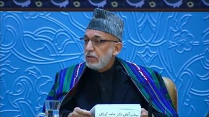 Karzai: Tenemos responsabilidad con respecto a los palestinos