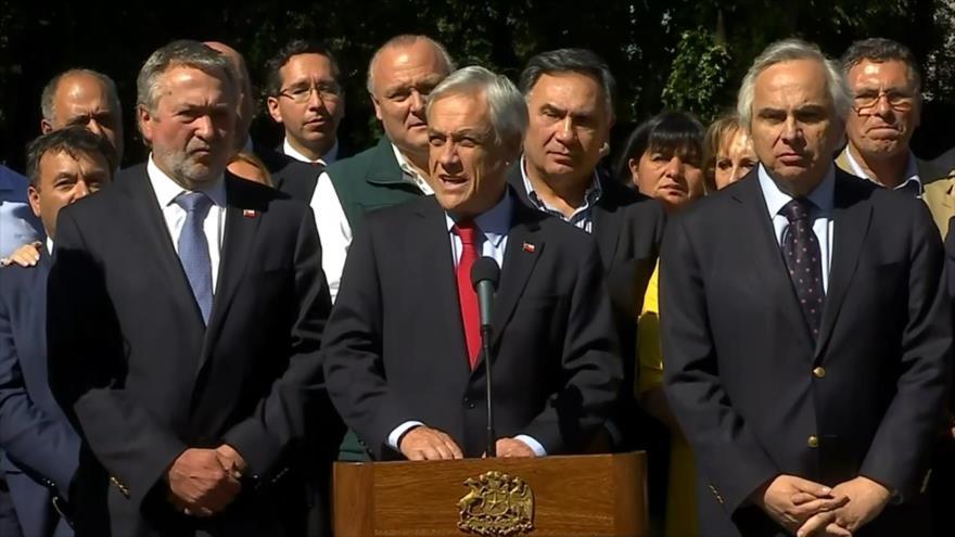 Visita de Piñera a La Araucanía, rechazada por crimen de mapuche