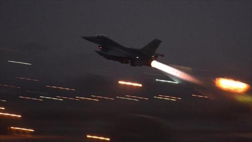 Otros 20 civiles muertos en ataque de coalición de EEUU en Siria