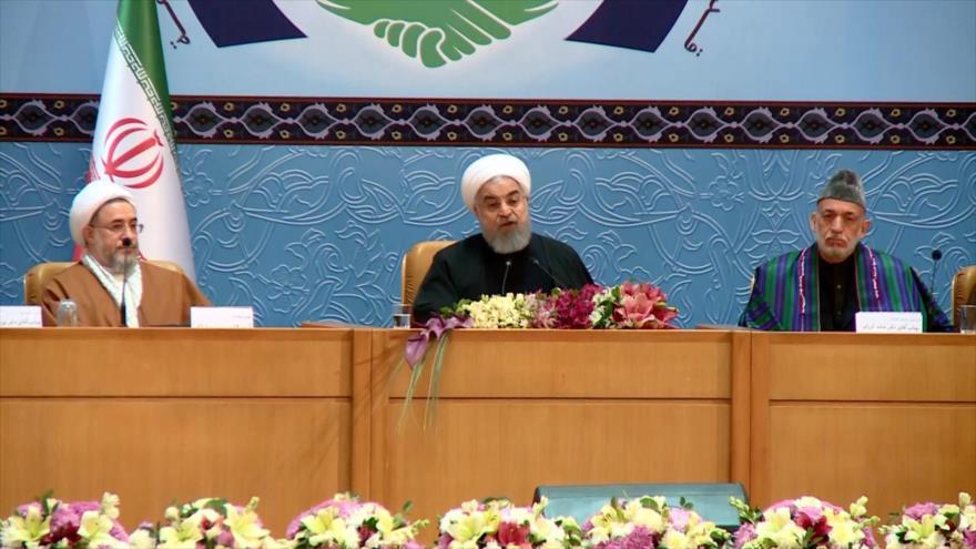 Hasan Rohani llama a una unidad real entre los musulmanes