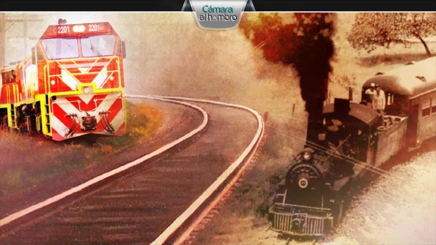Cámara al Hombro; El retorno del Ferrocarril del Pacífico: un reto nacional