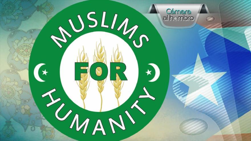 Cámara al Hombro: La Organización Musulmanes por la Humanidad en Puerto Rico