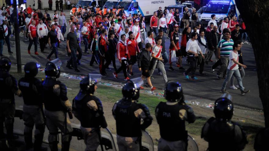 Postergan para este domingo la final de la Copa Libertadores