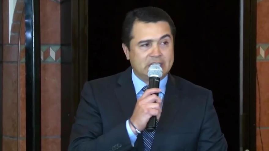 Capturan a hermano del presidente de Honduras por narcotráfico