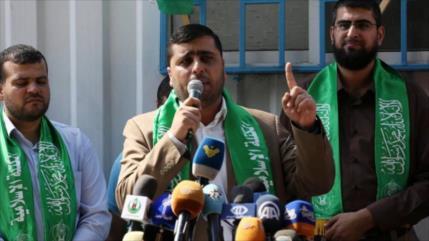 HAMAS tilda de 'puñalada por espalda' normalización israelo-árabe