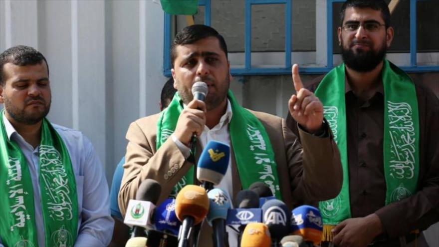 HAMAS tilda de 'puñalada por la espalda' normalización israelo-árabe