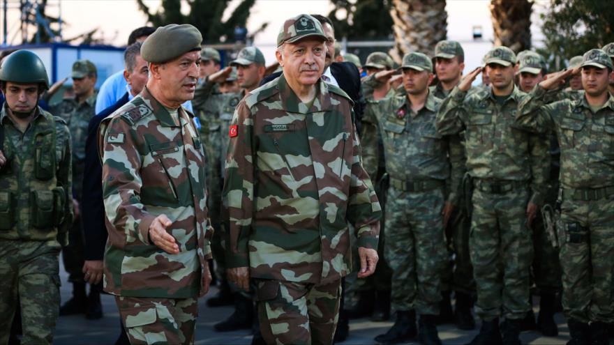 Turquía denuncia instalación de puestos de observación de EEUU en Siria