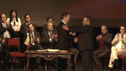 Se cumplen 2 años de la firma del acuerdo de paz con las FARC