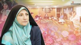 Las mujeres de Irán: Zahra Nejad Bahram