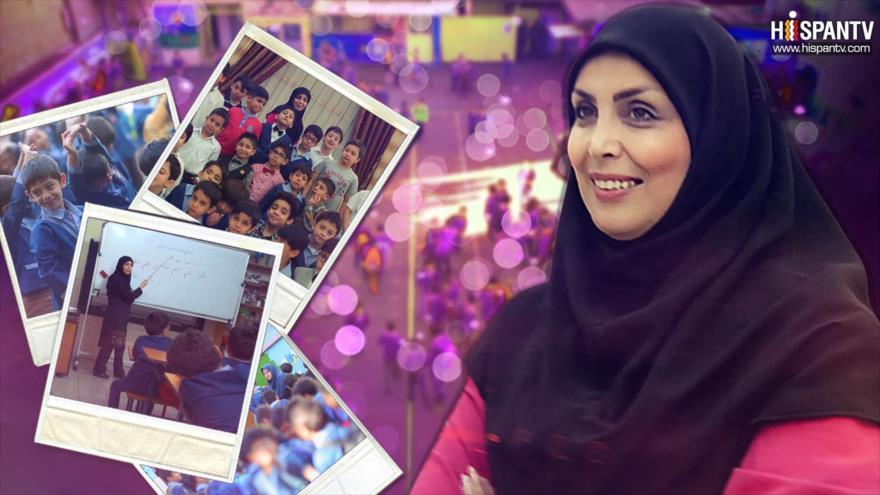 Las mujeres de Irán: Manijeh Pamenari