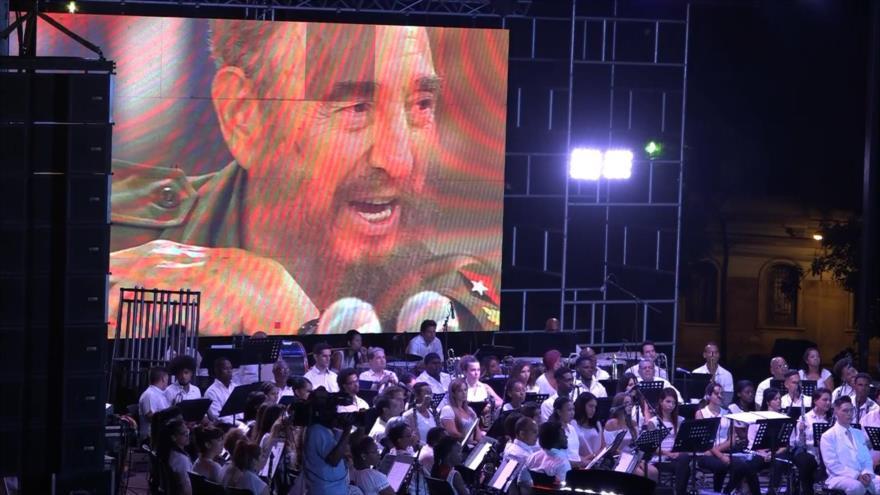 Cuba recuerda a Fidel Castro a dos años de su muerte
