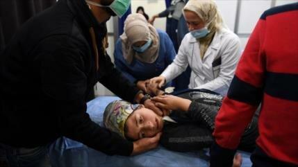 Zarif: Occidente no condena ataques químicos lanzados por aliados