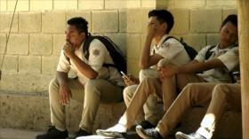 Más de un millón de niños sin cobertura educativa en Honduras