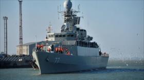 'La Armada de Irán enviará tres destructores a alta mar'