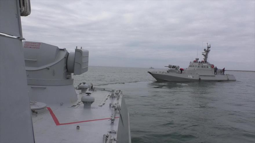 Máxima tensión entre Rusia y Ucrania por enfrentamiento en Kerch