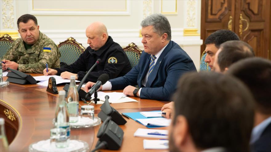 Resultado de imagen para Ucrania en alerta de combate total contra Rusia