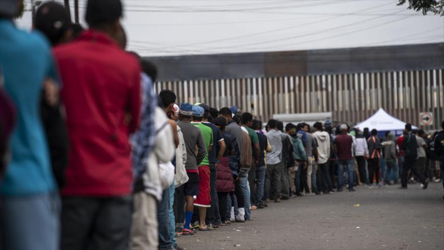 Mayoría de mexicanos rechaza presencia de migrantes en su país