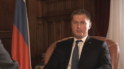 Embajador ruso en Argentina: Hezbolá no es un grupo terrorista