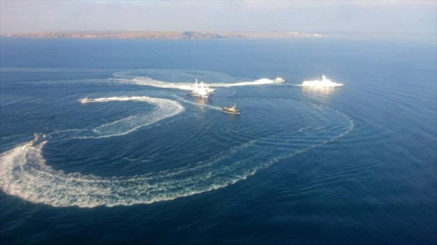 Crece la tensión Rusia-Ucrania por captura de barcos ucranianos