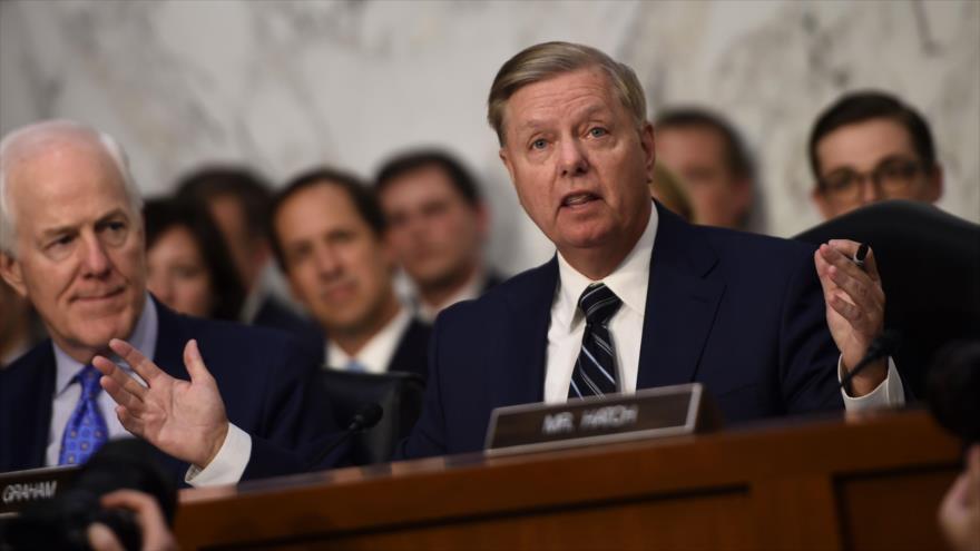 Senador de EEUU amenaza con sancionar a Bin Salman por caso Khashoggi