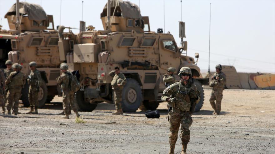 Irak pide el fin de presencia militar de EEUU en su territorio | HISPANTV