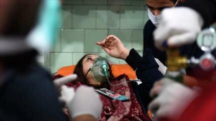 Rusia reitera que ataque químico a Alepo no debe quedar impune