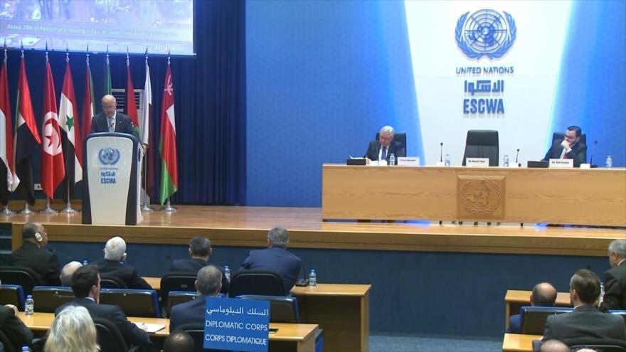 Beirut acoge sesión de la ONU por palestinos