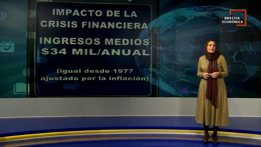 Brecha Económica: Recordando la crisis financiera mundial, 10 años después