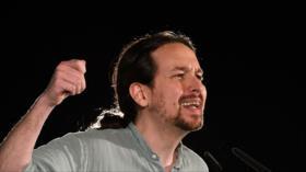 Iglesias: España no necesita una monarquía que saluda a asesinos