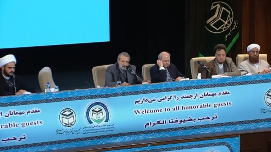 Concluye en Teherán 32.ª Conferencia Internacional de Unidad Islámica