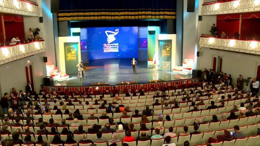 Teherán acoge Festival Internacional de Cine de Resistencia