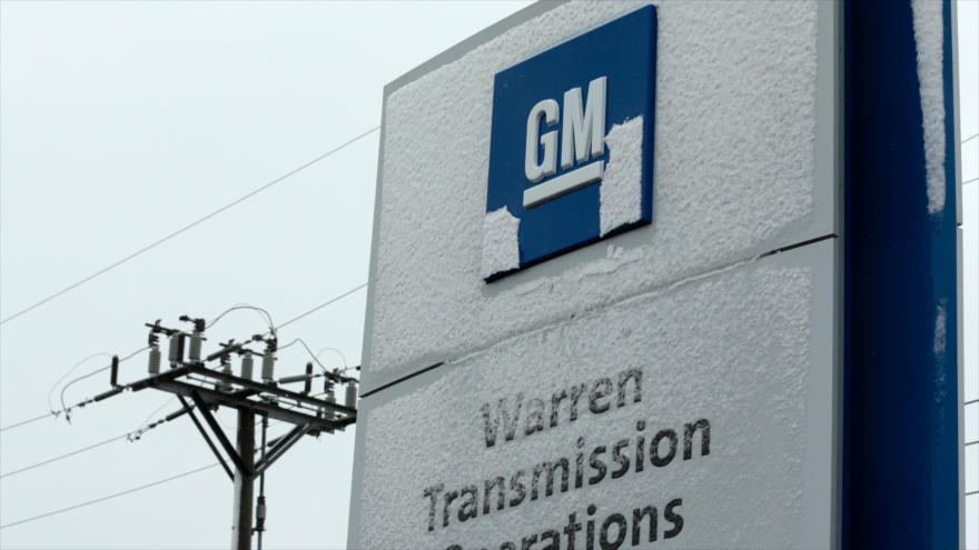 Una de las plantas de la compañía General Motors en el estado estadounidense Michigan, 26 de noviembre de 2018. (Foto: AFP)