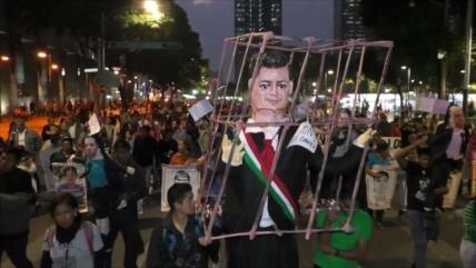 50 meses de la desaparición de estudiantes mexicanos