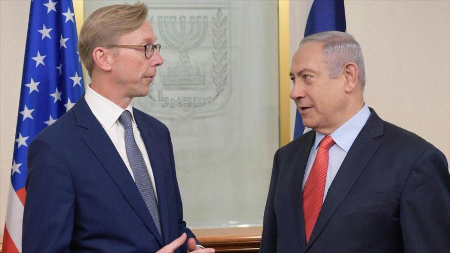 EEUU a Israel: Trabajamos agresivamente para que AIEA presione a Irán