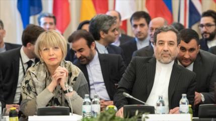 """""""Irán actuará según sus intereses si no se aplica pacto nuclear"""""""