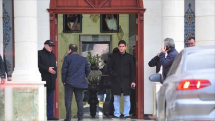 Turquía registra casa de 'amigo' de Bin Salman por caso Jashoggi