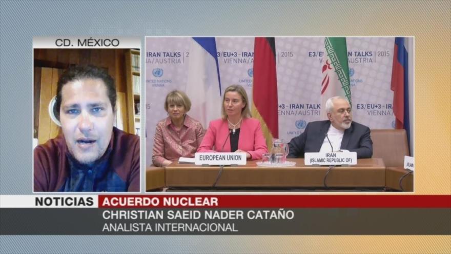Cataño: Irán debe apostar por Asia, no por una Europa subordinada a EEUU