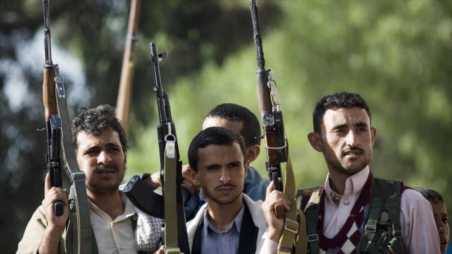 Ansarolá propina duros golpes a Al-Qaeda en el sur de Yemen