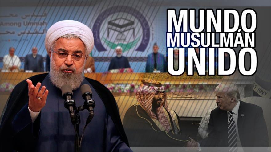 Detrás de la Razón: Mundo musulmán hace un fuerte llamado a la unidad frente a las políticas que buscan desestabilizar Oriente Medio